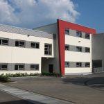 Außenansicht Lackfabrik Luxemburg