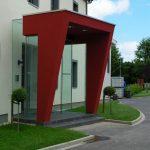 Eingang Lackfabrik Luxemburg