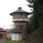 Rückansicht Bestand Wasserturm Niedernhausen