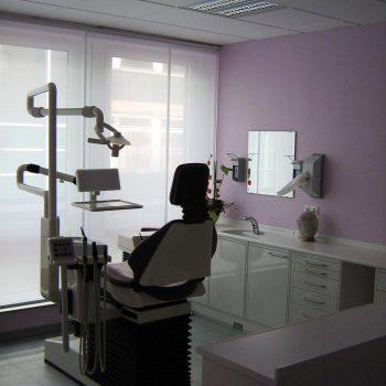Behandlungszimmer Zahnarztpraxis Dr. Sandner