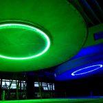 Beleuchtung Hallenbad Wachtberg