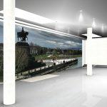Planung Glaswand IHK Schlossstrasse